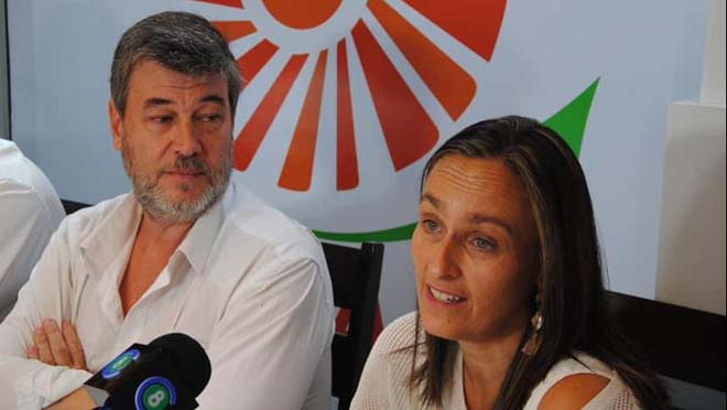 Arq. Serrana Cabrera:  LEAL Intendente: Creación de Auditoría Interna para controlar REALMENTE las inversiones de la Intendencia con una Gestión Transparente