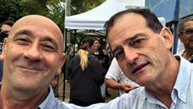 """Gustavo Grassi: """"Cesar Mari no debería entrar a criticar al diputado Alvernaz y su familia, los que votamos a Manini nos sentimos defraudados"""""""